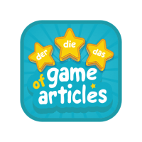 "The ""Der Die Das – Game of Articles!"" is designed to make der-die-das learning fun and effortless. With colorful animations, funny sound effects and user-friendly level design we create the best German learning games for children of all ages."